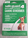 Best Canine Dewormers For Small Dogs - 8 in 1 Safe-guard 4 Dewormer for Small Review
