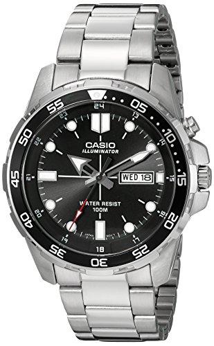 Casio Men's Super Illuminator Diver Watch