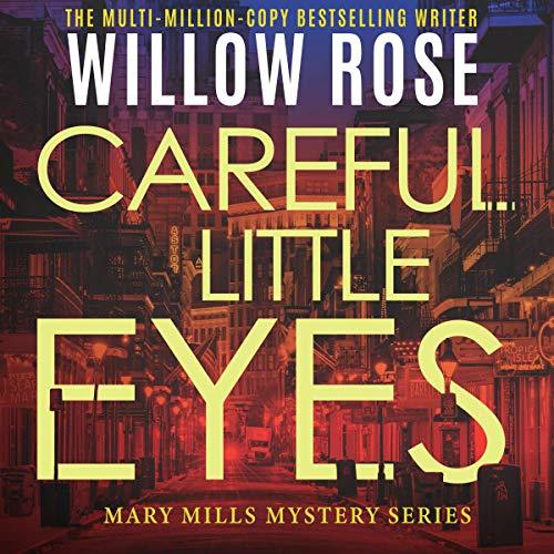 Careful Little Eyes cover art