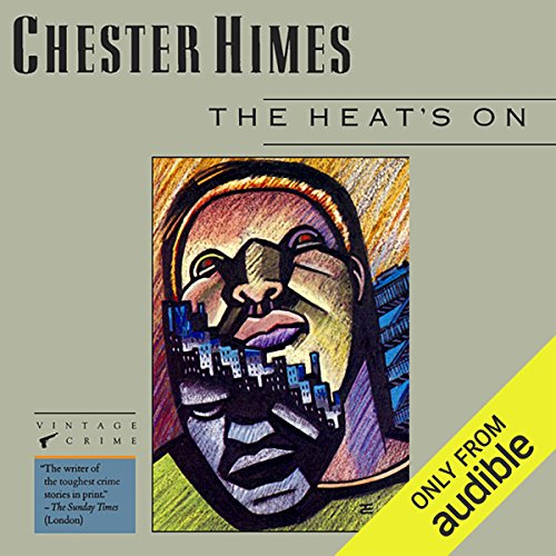 The Heat's On audiobook cover art