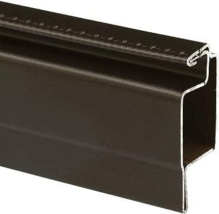 Prime-Line MP16595 Aluminum Screen, 5/16 Frame w/Reverse Lip, 72-inch Lengths, Roll Formed, Bronze, Pack of 20