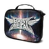 Babymetal 5 化粧品収納メイクポーチ トラベルポーチ 化粧ポーチ ーバッグ バスルームポーチ 小物 多機能 収納 バッグインバッグ 大容量 出張 旅行グッズ