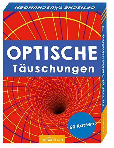 Optische Täuschungen: 50 Karten
