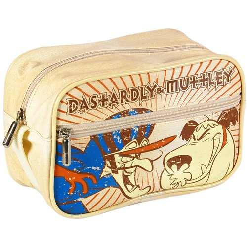 Dastardly & Muttley Travel Case Wash Bag, officially licensed