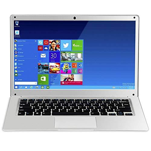 'N/A' 14,1-Zoll-Laptop Notebook, Ultradünner Laptop Computer PC 1366 * 768P Anzeigepixel ,2 GB Erinnerung + Festplatte 32 GB für Windows 10, 1,3 Millionen Pixel