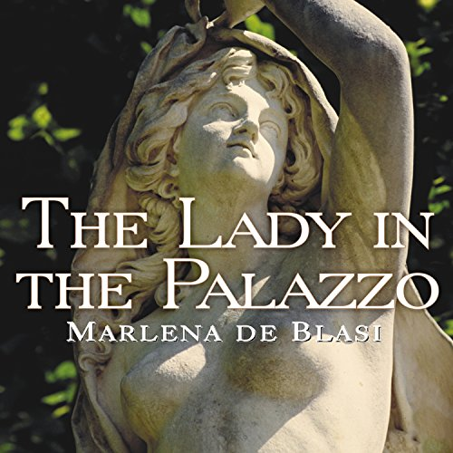 The Lady in the Palazzo audiobook cover art