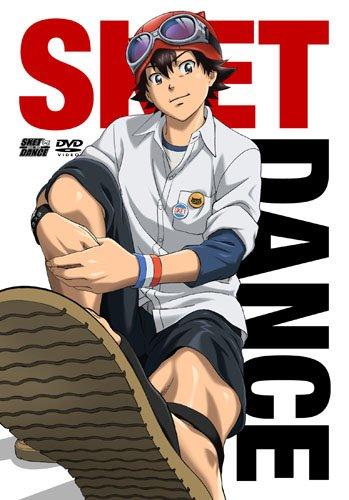 SKET DANCE フジサキデラックス版 1 (特典CD付 初回生産限定) [DVD]