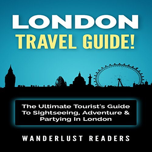 London Travel Guide audiobook cover art