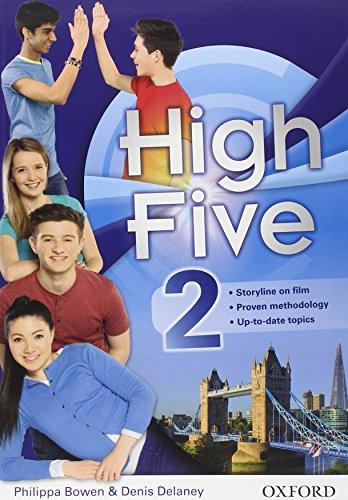 High five. Student's book-Workbook. Per la Scuola media: High five. Student's book-Workbook. Per la Scuola media: 2: Vol. 2