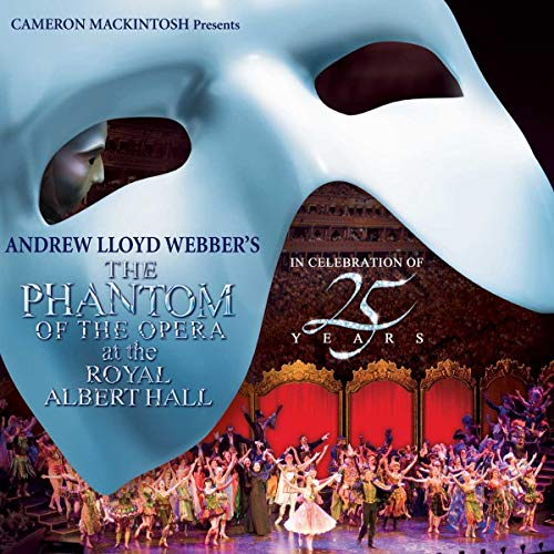 Price comparison product image The Phantom of the Opera at the Royal Albert Hall: In Celebration of 25 Years
