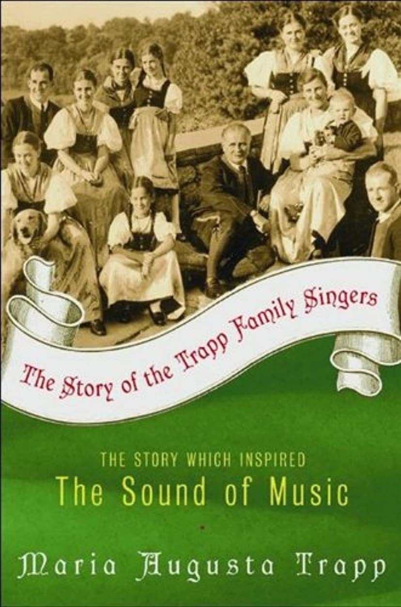 百利用可能実行可能The Story of the Trapp Family Singers (English Edition)