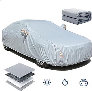 Cubierta de Coche Especial para Mazda Mazda 5 2008-2013 All Weather Impermeable Prueba de Polvo Anti UV Multifunción Cubie...