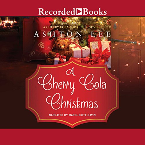 A Cherry Cola Christmas audiobook cover art