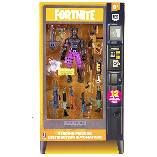 Vending Machine Containers Fortnite Fortnite Fallen Love Ranger Action Figure In Vending Machine Packaging 19 Pieces Toys Hobbies Fireszone Action Figures