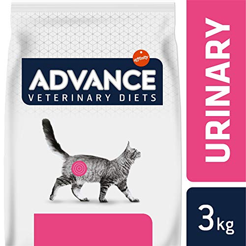 Advance Veterinary Diets Urinary Croquettes pour Chat Adulte 3 kg