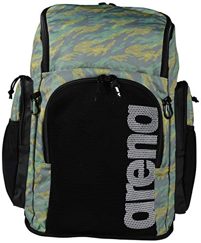 ARENA Team 45 Allover Backpack camo Army 2019 Schwimmrucksack