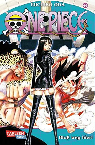 One Piece 44. Bloß weg hier!
