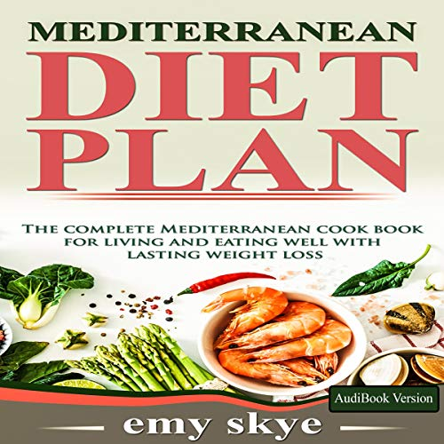 Couverture de Mediterranean Diet Plan