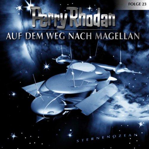 Auf dem Weg nach Magellan audiobook cover art