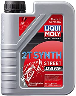 LiquiMoly Racing Synth 2T 1L (Pack of 6)