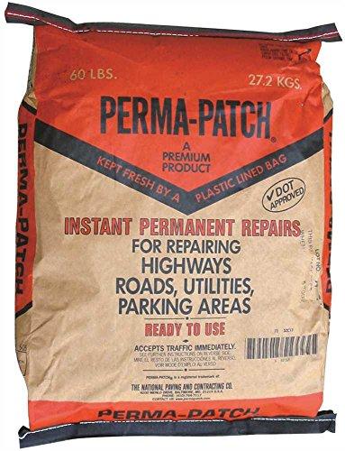 PERMA-PATCH GIDDS-800963 Perma-Patch Asphalt Repair, 60 lb