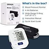 OMRON Bronze Blood Pressure Monitor, Upper Arm Cuff, Digital Blood Pressure Machine, Stores Up To 14 Readings