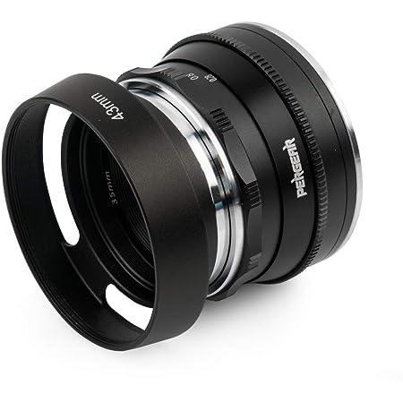 Pergear 35 Mm F1 6 Lens For Fuji X Mount X A1 X A10 Camera Photo