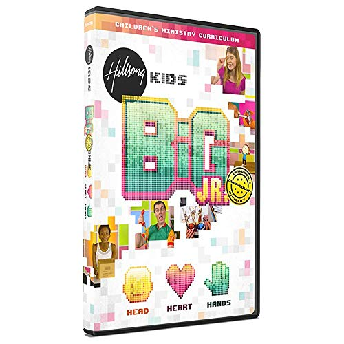 Review Of Hillsong Kids Big Head Hearts Hands Junior