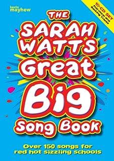 The Sarah Watts Great Big Song Book - 10 CD Set