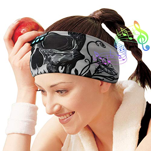 51k3NnKFGPL - Bluetooth Sleeping Eye Mask | Sleep Headphones, Joseche Wireless Bluetooth Headphones Music Travel Sleeping Headset 4.2 Bluetooth Handsfree Sleep Eye Shades Built-in Speakers Microphone Washable