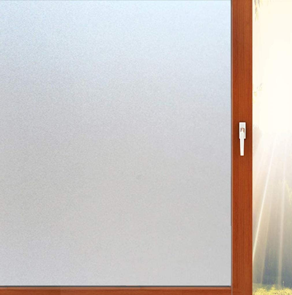 [Alternative dealer] Aibily Privacy Adhesive Window Film Glass Ranking TOP18 Sticker Frosted for Ba