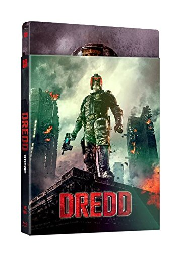 Dredd 3D - Steelbook - Lenticular Slip Edition - Novamedia Choice No. 8 - Blu-ray