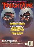 Twilight Zone 1988--February