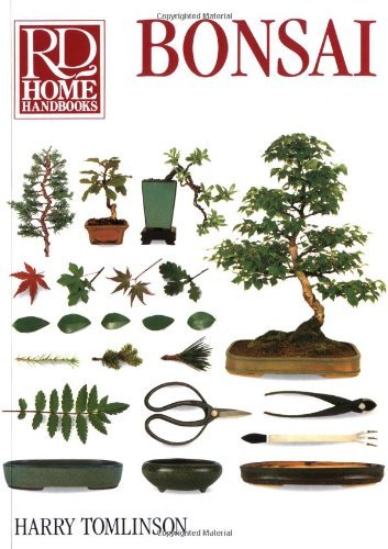 By Harry Tomlinson Bonsai (RD Home Handbooks) [Paperback]