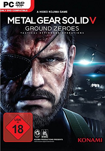 Metal Gear Solid V: Ground Zeroes PC [Importación alemana]