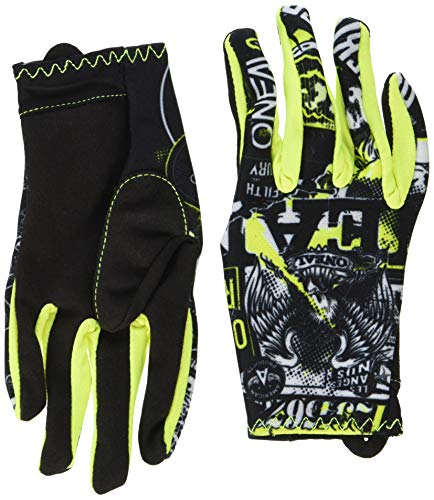 O'Neal MATRIX Youth Glove ATTACK black/hi-viz M/5