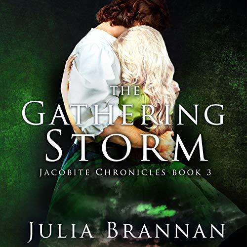 Page de couverture de The Gathering Storm