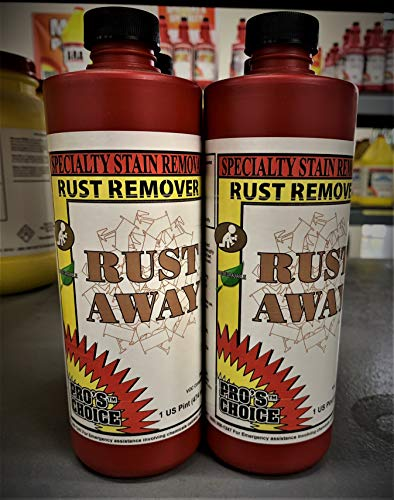 Rust Away Carpet Tool Rust Stain Remover