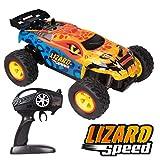 Xtrem Raiders- Lizard Cayman, Todoterreno 4x4, Teledirigidos para niños, Coches RC, Radiocontrol (World Brands XT180741)