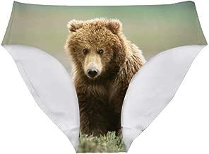 Allcute Funny Mon Underwear Women Sexy Briefs Pants for Bachelorette Party Gift
