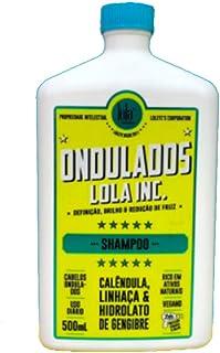 LOLA ONDULADOS SHAMPOO 500ML