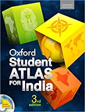 Oxford Student Atlas for India by Oxford University Press - Paperback