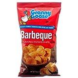 Granny Goose Potato Chips Bbq 5 Oz Wholesale, (12 - Pack)
