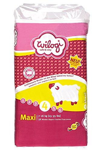 WILOGI Maxi 3 x 50 Stk.