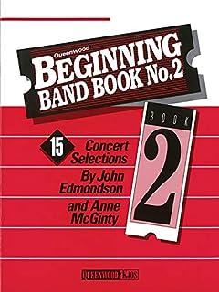 Beginning Band Book No.2 - Percussion