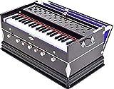 Jyotaksh Store 7 STOPPER BEST HARMONIUM, Double Bellow, 39 Key, Two Reed(Bass-Male),3 1/4 Octave, Harmonium