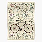 Generic Fixie Fixed Cycling Bikes Bicycles Bicycle Cycle