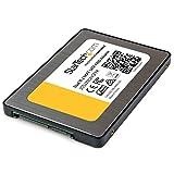 StarTech.com デュアルM.2 SSD - SATAアダプタ RAID/TRIM対応 25S22M2NGFFR