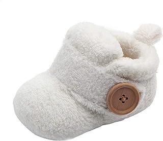 Zapatos Bebe Invierno Fossen Recién Nacido Niñas Niños