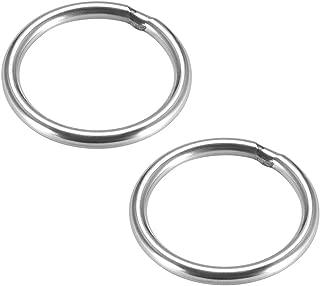 Best stainless steel welded rings Reviews